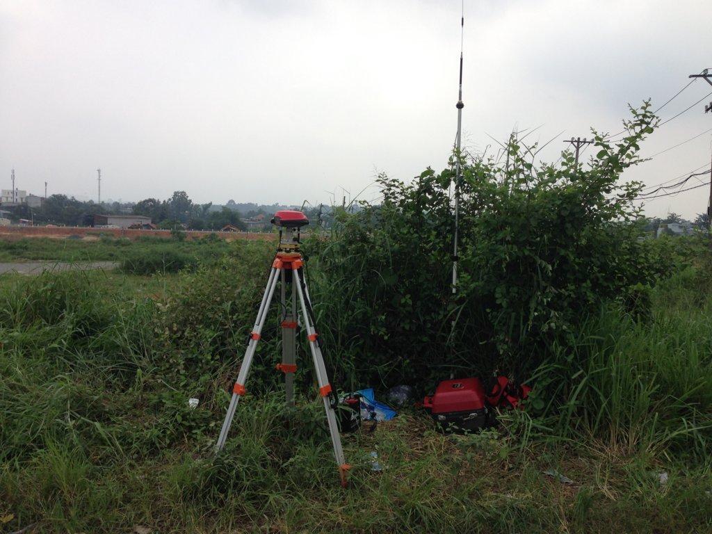 Trạm base GPS đo RTK