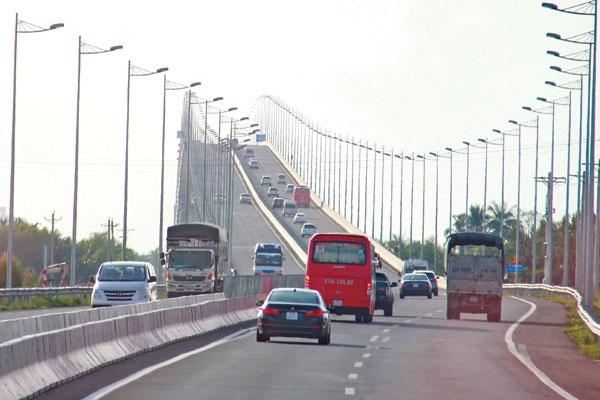 Năm 2017, khởi công nhiều đoạn cao tốc Bắc – Nam