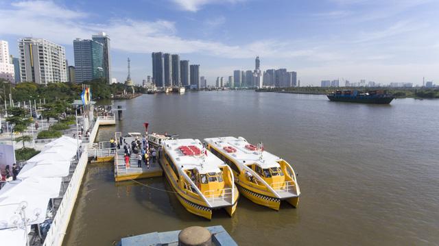 Đánh thức giao thông thủy TP HCM